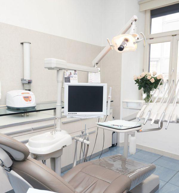 gabinet w klinice stomatologicznej