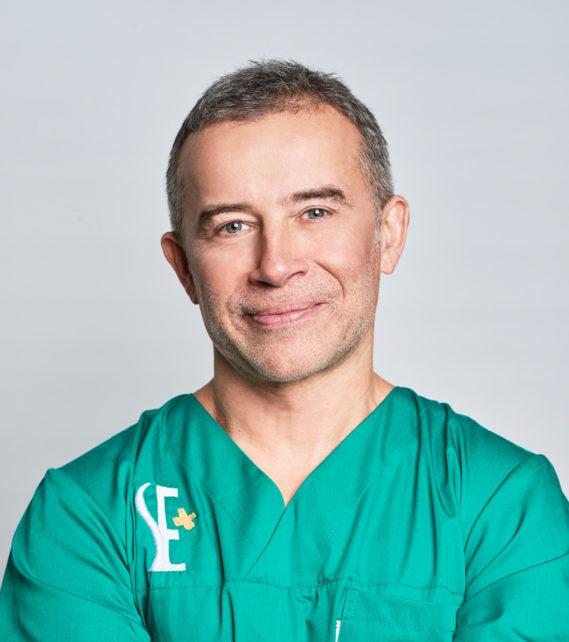 lekarz stomatolog Radosław Witkowski