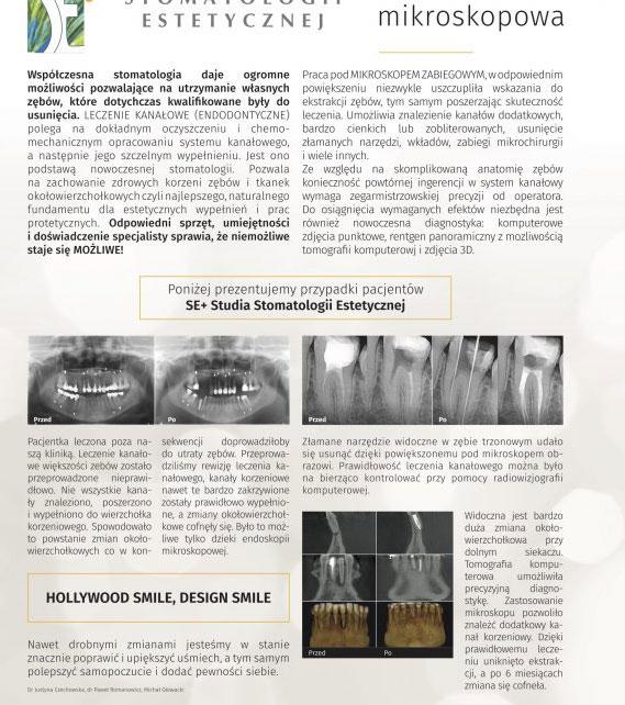 gazetka informacyjna przypadki pacjentów