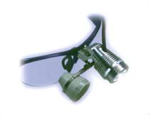okulary z lupą